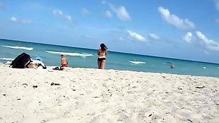 Amazing amateur Outdoor, Big Tits sex video