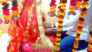 Indian couple again, Suhagrat part 2