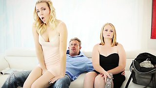 FamilyStrokes- Siblings Fuck During Family Vacation