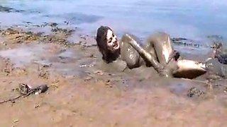 Kymberly Jane - Bikini Mud