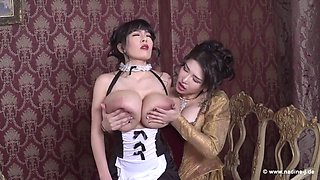 HT &amp AO Queen and Maid