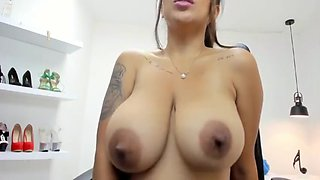 Big Milk Black Nipples