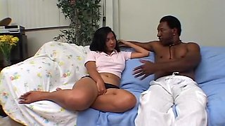 Nakia Gets Her First On Camera Fuck