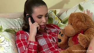 Sisterly Love Casey Calvert Makes a Gangbang Video for her Brother