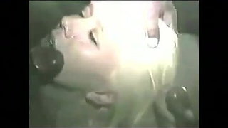 Cock Session I - Swallowing Sperm at the Gloryhole
