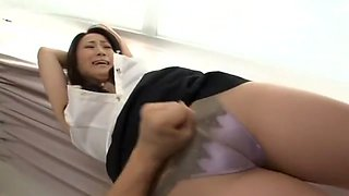 Crazy Japanese slut in Amazing Handjobs, DP/Futa-ana JAV scene
