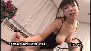 Incredible Japanese chick Akira Kasumi in Exotic Gangbang, Compilation JAV scene