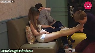 Feet Cuckold Korean