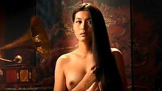 Asian, brunette, thai, celebrity