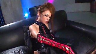 Horny Japanese slut in Fabulous Face Sitting, Femdom JAV movie