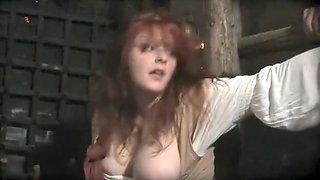 Fabulous amateur Redhead, Vintage xxx video