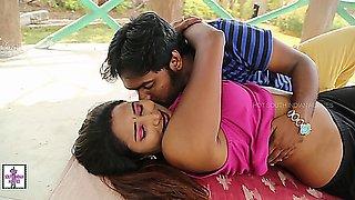 Yoga Teacher Hot Romance with Mallu Student