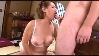 Asian mature moms fucking young boys hard and deep
