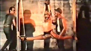 """HOM Bondage Classic 70s """"Curiosity Excited The Kat!"""