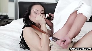 Aurelly Rebel - Saucy Ass Fuck By Boss Son And Loves It