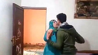 Arab Egyptian Wife Cheating Her Husband