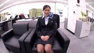 Exotic Japanese slut Aoki Misora in Horny Dildos/Toys, Secretary JAV video