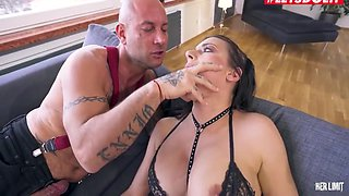 French Sexy Teen Sophia Laure Has Rough Anal With Dad