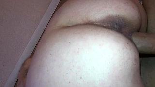 German ugly amateur housewife fucks huge cock with cumshot