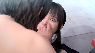 Pigtailed teen gets the deep pounding she deserves in 3D