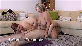 At Home With the Creampies - Rue's DVP Promo
