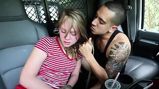 Gang bang teen anal brutal Lizzie Bell went out for a elemen