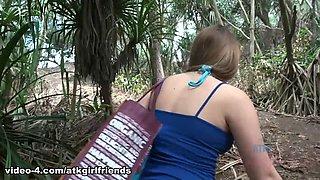 Cali Hayes in Virtual Vacation Movie - AtkGirlfriends