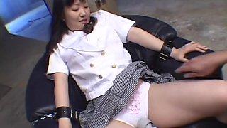 JapaneseBukkakeOrgy: Bukkake in School Uniform 4