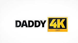 DADDY4K. Sex with her boyfriends father after swimming pool