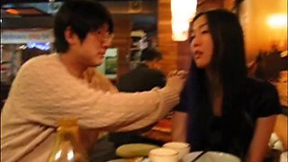 Real asian home video with pretty gf