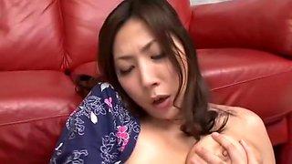 Mirei Yokoyama in Bukkake Jukujo