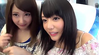 Amazing Japanese slut Mao Hamasaki, Misa Kudo in Crazy compilation, lesbian JAV movie