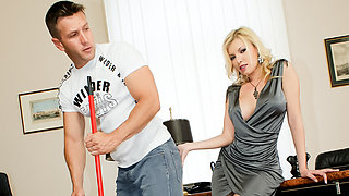 Donna Bell in Aggressive Women - Intense Orgasms - MileHighMedia