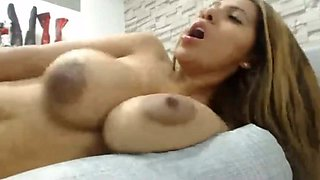 HUGE MILK FILLED TITS