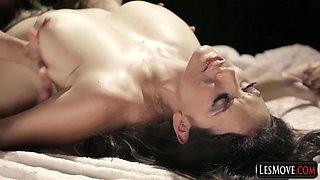 Little Wet Red Hot Lesbian Fairy Tale April O'Neil, Cassidy Klein, Jelena Jensen, Shyla Jennings, Penny Pax, Abigail Mac, Kendra Lust