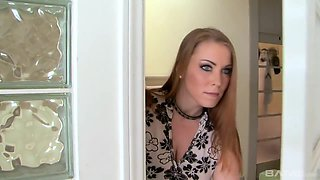 Horny Maid Is Horny For BBC
