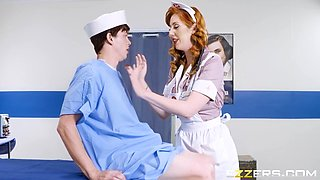 Lauren Phillips In The Navy Nurse