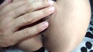 Licked pussy until she cums. Extreme close up 4K