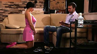 whipping breasts and rubber punishment