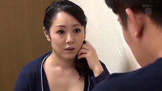 Incredible Japanese girl Ai Matsuyama in Hottest cougar, couple JAV scene