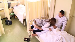 Fabulous Japanese model Amateur in Incredible medical, upskirts JAV clip