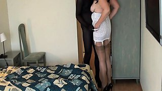 Sex with my Pantyhose GF part 1 of 3