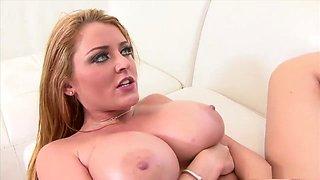 Incredible pornstar Sophie Dee in amazing cumshots, big ass sex scene