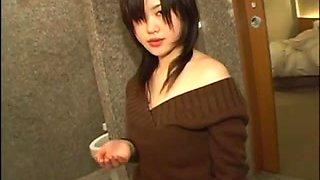 Homemade hairy Korean babe
