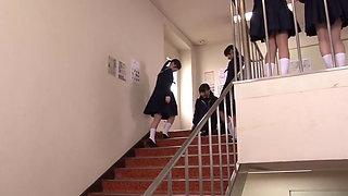Fuck In A Japanese School