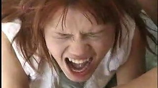 STP Wife Forces Unfaithful Husband To Fuck The Babysitter !