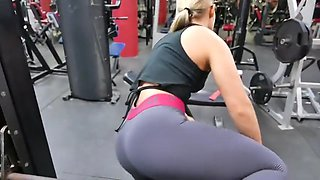 yes!!! fitness hot ASS hot CAMELTOE 101