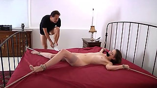 Zoey Laine Bed Bound Fucked and Strangled by Boyfriend