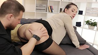 BITCHES ABROAD - Naughty fuck with Russian tourist babe