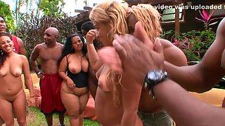 Amazing pornstar Agatha Moreno in fabulous outdoor, anal porn clip